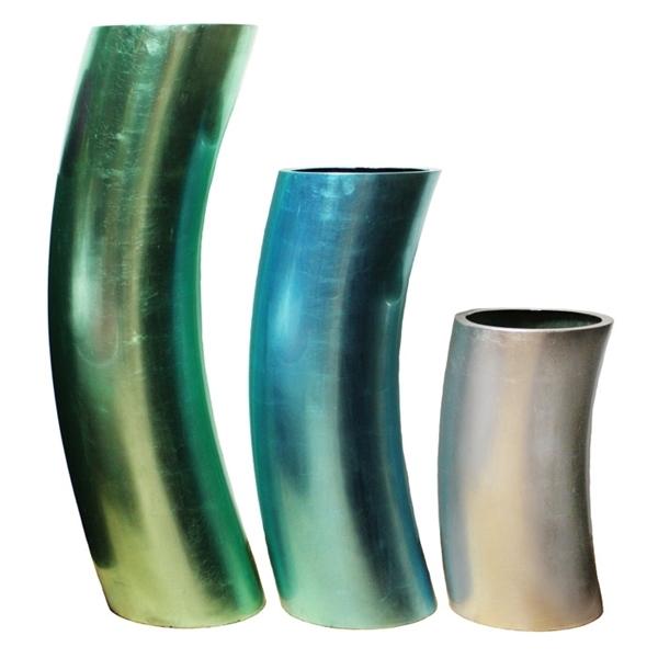 Lightweight Grp Musa Planter Livingreen Design