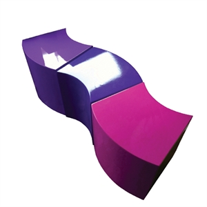 Picture of Wave Stool