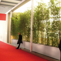 Lightweight Grp Barrier Planter Livingreen Design
